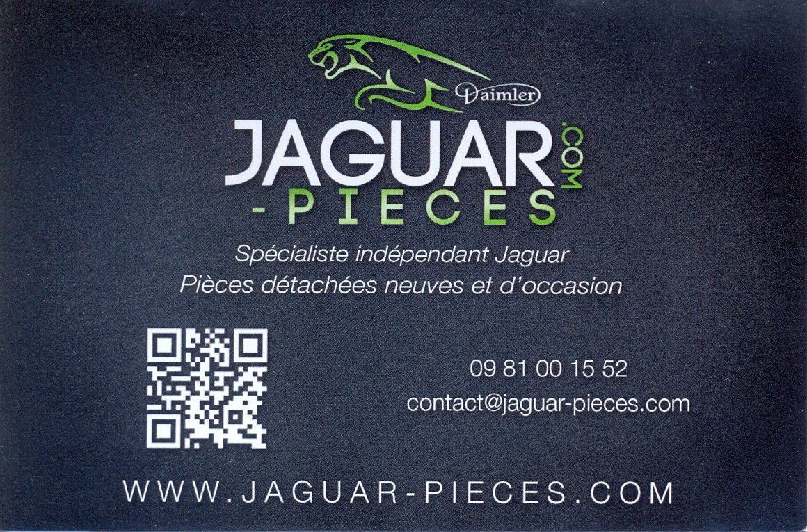 Liens Jaguar pieces