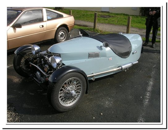 Tricyclecar JZR