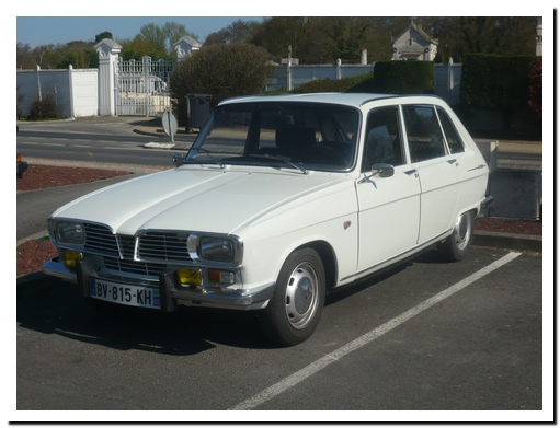 Renault 16 TLbis